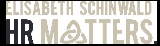 E. Schinwald HR MATTERS.